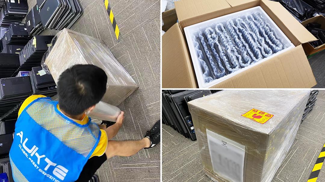Beijing Wholesale Second-hand Notebook Transport Packaging Standards