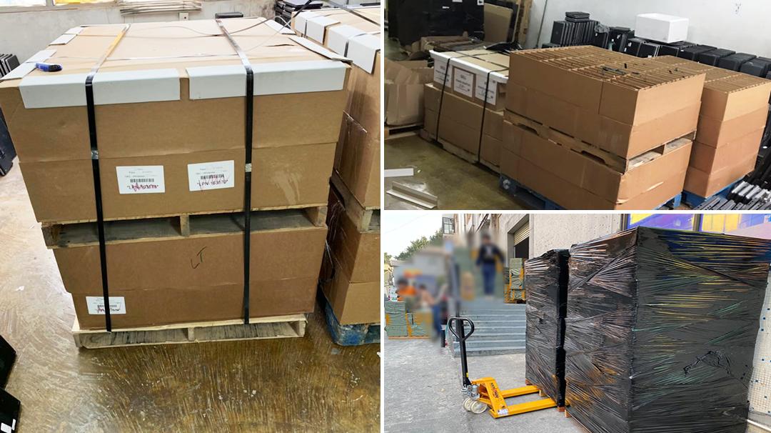 Hong Kong Wholesale Second-hand Notebook Transport Packaging Standards